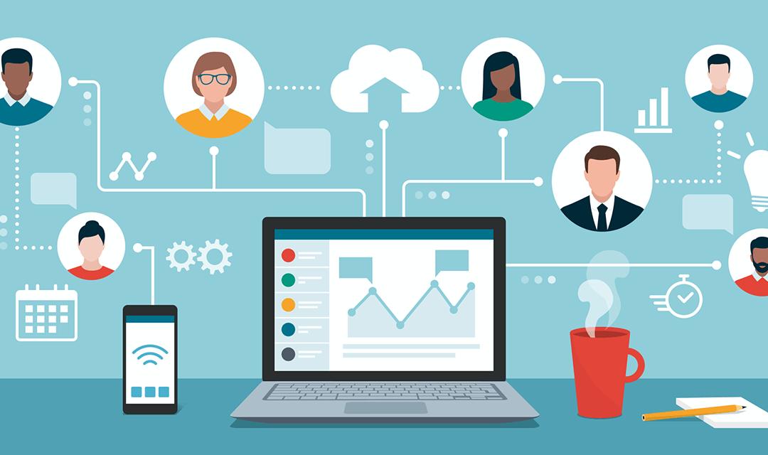 Workshop – virtuelle Meetings effektiv gestalten
